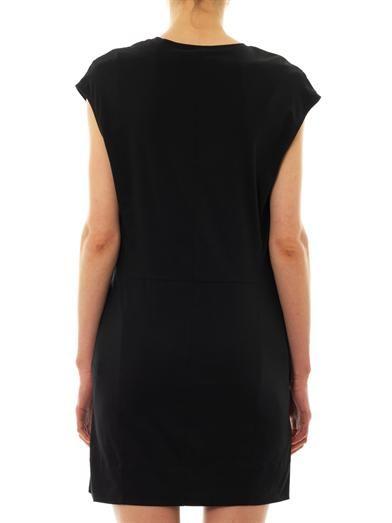 Helmut Lang Quell jersey T-shirt dress