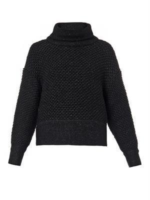 Opacity chunky-knit sweater