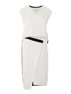 Quantum contrast dress