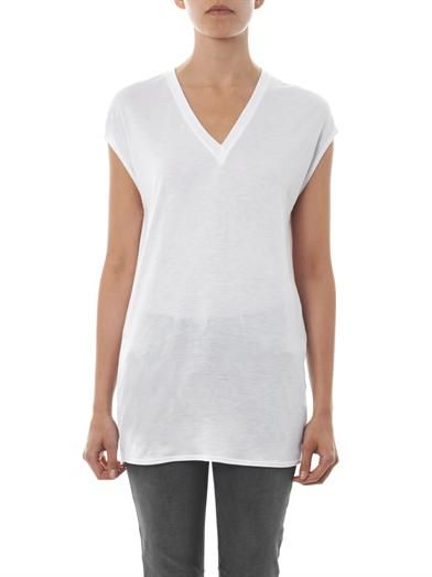 Helmut Lang Scala jersey T-shirt
