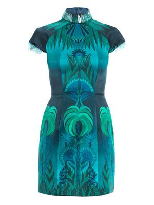 Jungle Fever dress