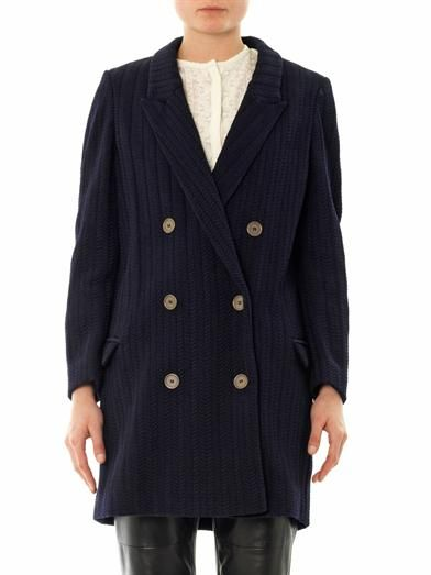Isabel Marant Ellery double-breasted coat