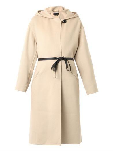Isabel Marant Hacene belted coat