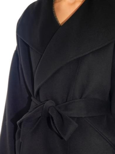 Isabel Marant Heaton double-faced blanket coat