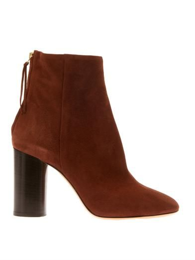 Isabel Marant Alona suede ankle boots