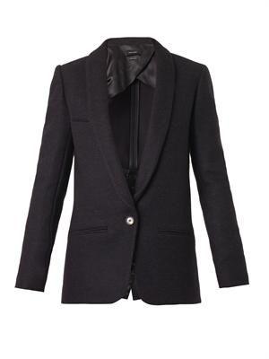 Peter pinstripe jacket