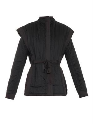 Heleri quilted cotton jacket