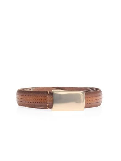 Isabel Marant Ciara leather belt