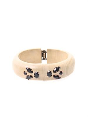 Gem embellished bangle