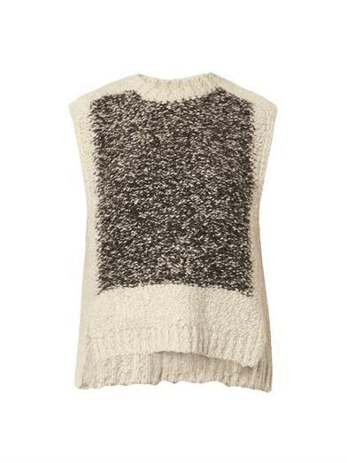 Isabel Marant Sergio sleeveless sweater
