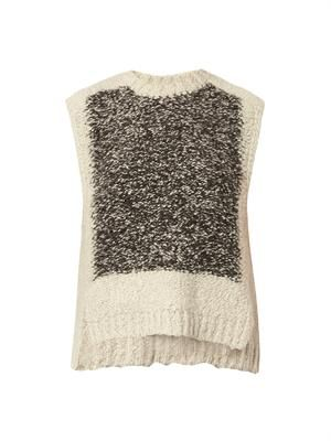Sergio sleeveless sweater