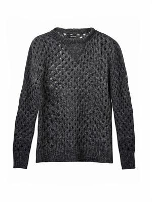 Thomas loose-knit sweater