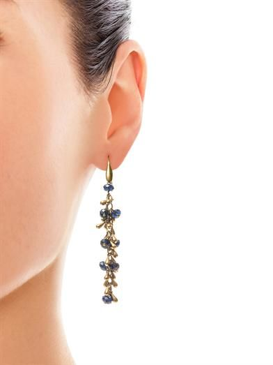 Isabel Marant Polly crystal-embellished earrings