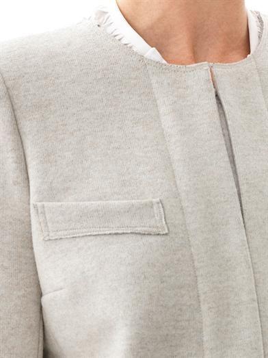 Isabel Marant Fawna collarless jacket