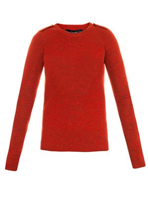 Silvio sea-going sweater