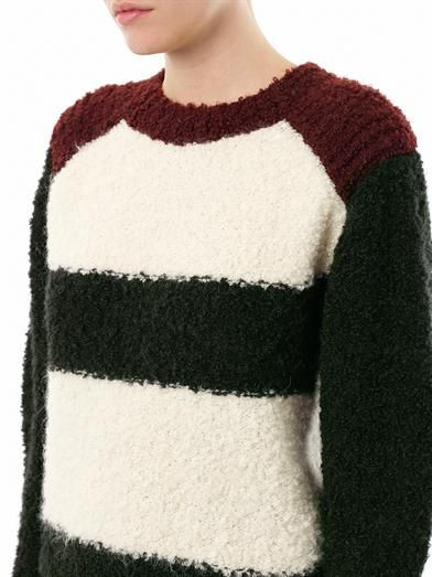 Isabel Marant Owel colour-block sweater