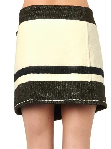 Isabel Marant Adelaide wrap-around skirt