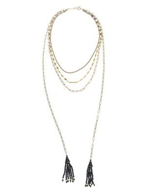 Paris Lovers layered necklace