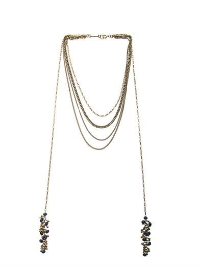 Isabel Marant Polly multi-chain necklace
