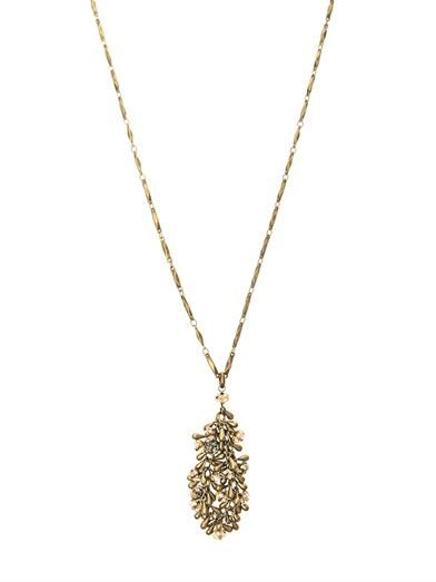 Isabel Marant Polly long necklace