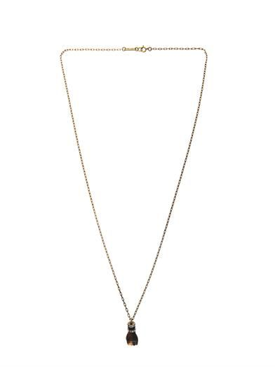 Isabel Marant Love Buzz hand necklace