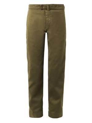 Jules cotton trousers