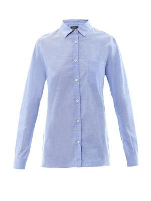 Candice chambray shirt