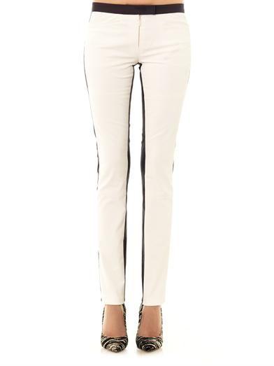 Isabel Marant Nyoka mid-rise skinny jeans