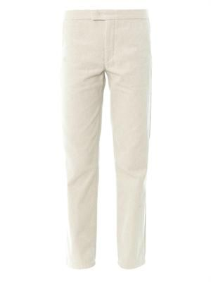 Ravena cotton serge trousers
