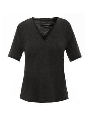 Minea linen T-shirt