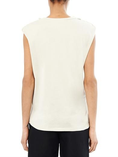 Isabel Marant Tiara cotton tank
