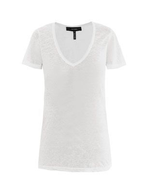 Juliette linen T-shirt