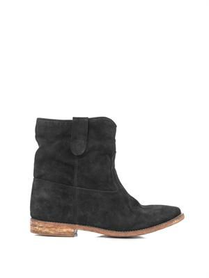 Crisi suede boots