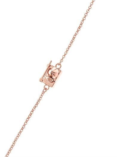 Eddie Borgo Bell charm gold-plated necklace