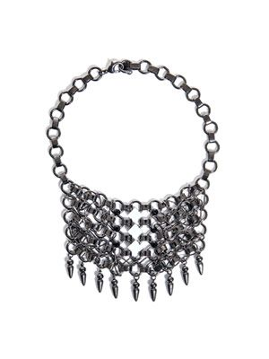 Joanna bib necklace