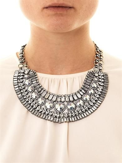 Dannijo Bea collar necklace