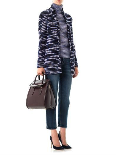 Missoni Degradé knit cardigan