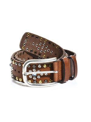 Studded Elvis belt