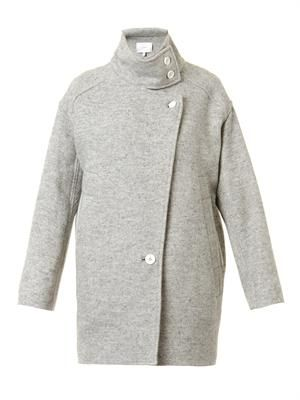 Chloane oversized coat