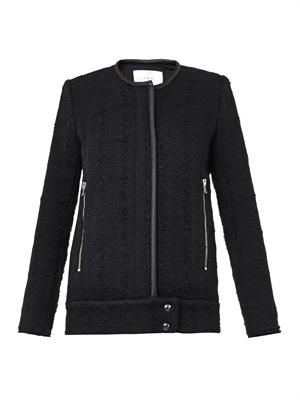 Beth tweed jacket