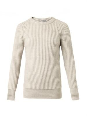 Malyn ribbed-knit wool sweater
