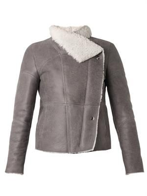 Jemma shearling jacket