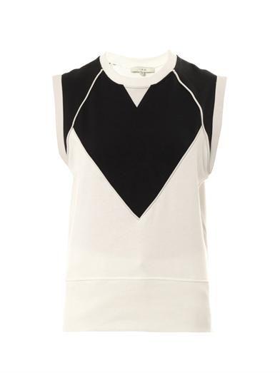 Iro Zarya sleeveless sweatshirt