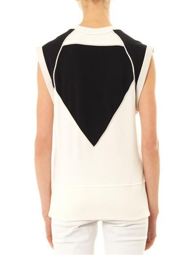 Iro Zarya sleeveless sweatshirt
