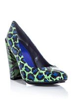 Prisci leopard and tiger shoes