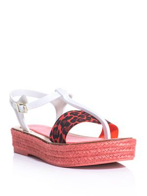 Diletta wedge sandals