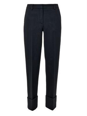 Blanche wool-blend trousers