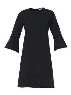 Sophie compact-jersey dress