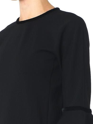 Issa Sophie compact-jersey dress