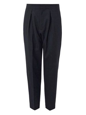 Bailey stretch-wool pants